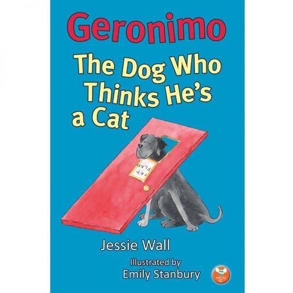 Geronimo: The Dog Who Thinks He's a Cat