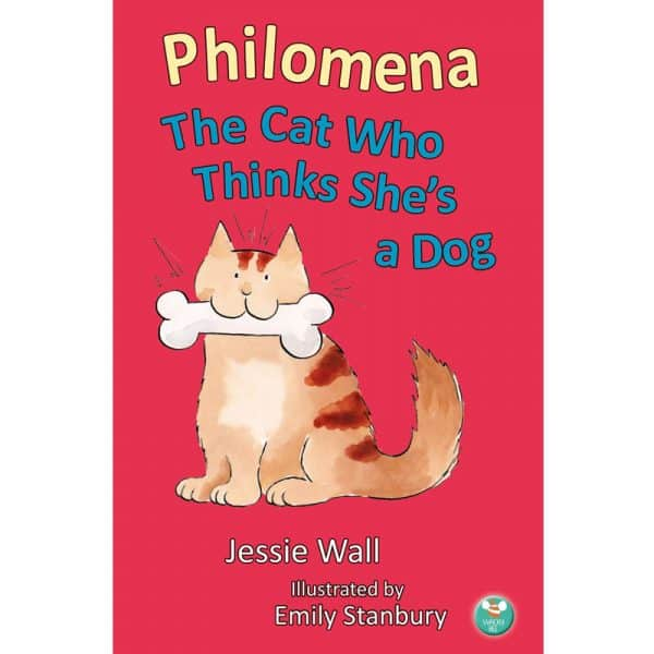 Philomena: The Cat Who Thinks She's A Dog