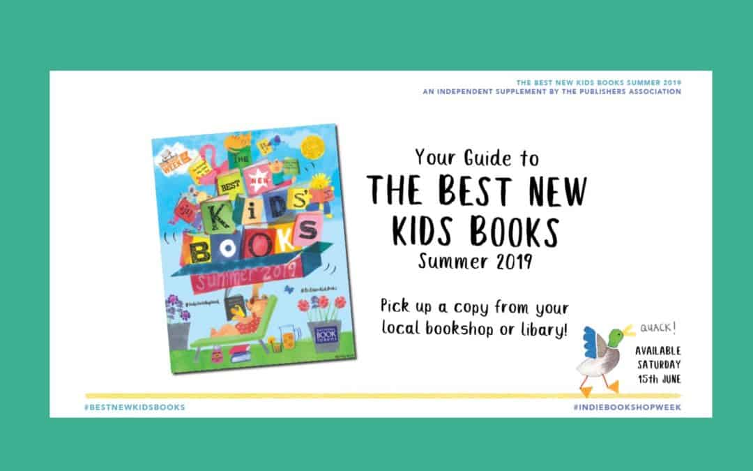 Best New Kids Books