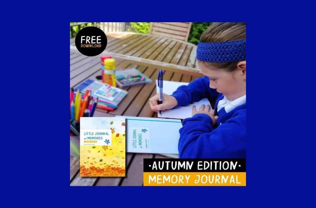 Free Little Autumn Journal