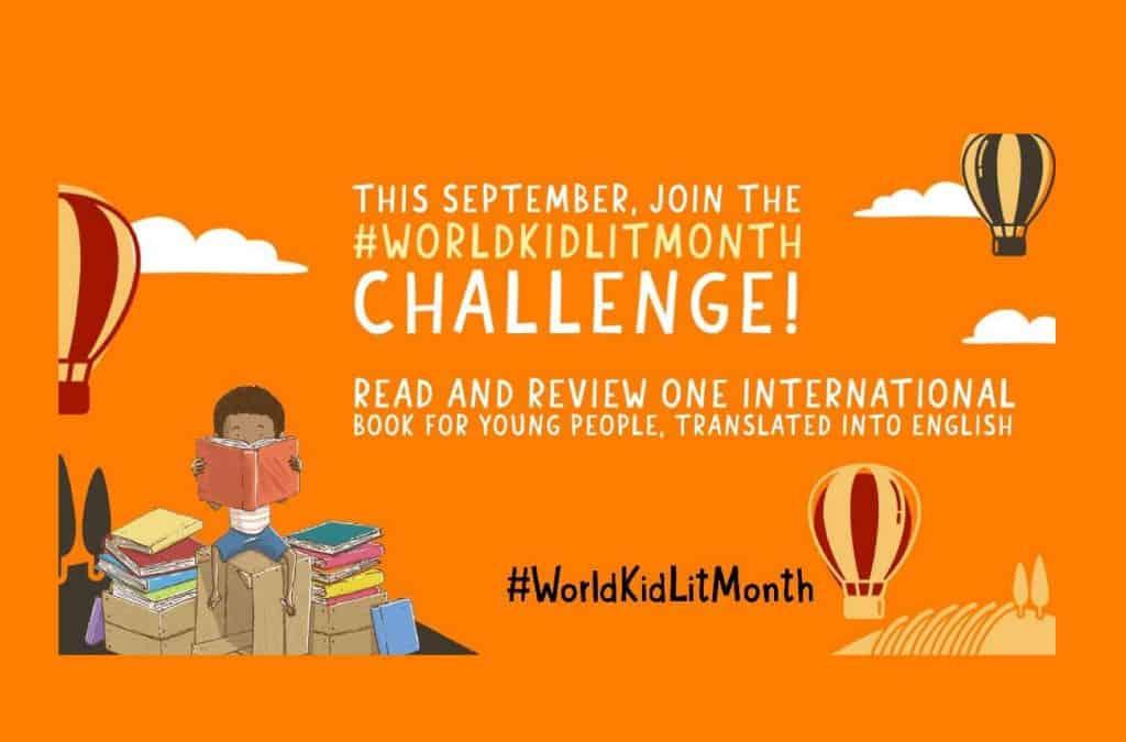 The World Kid Lit Challenge!