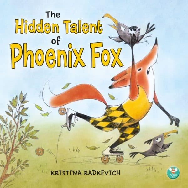 The Hidden Talent of Phoenix Fox