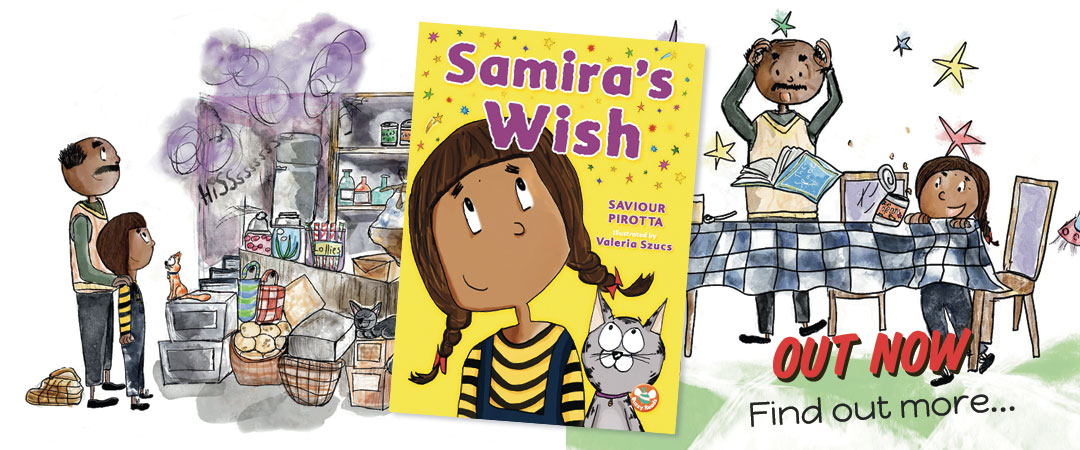 Samiras Wish