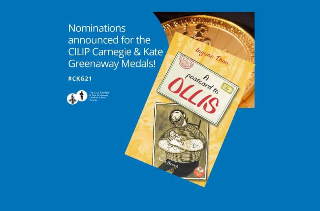 Carnegie Nominations 2021