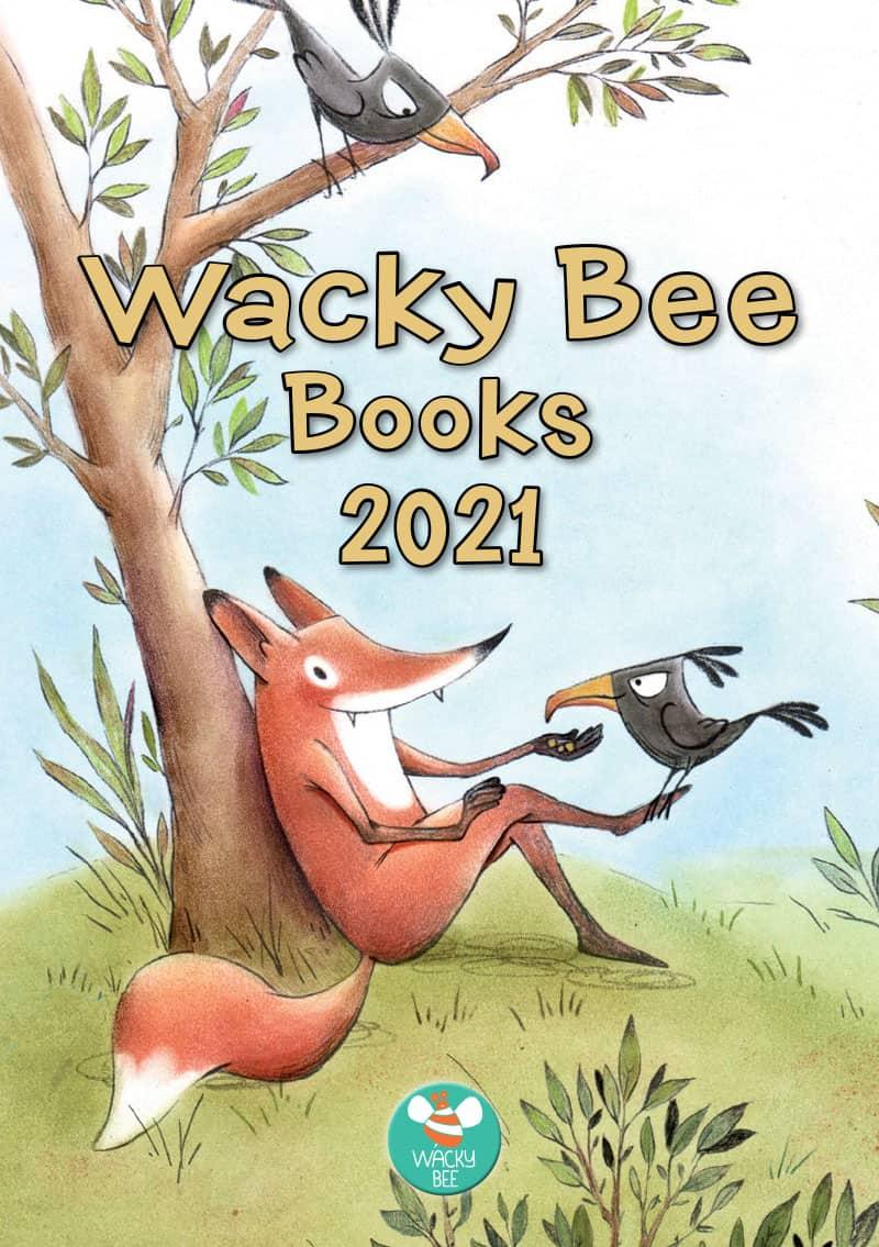 Wacky Bee Books Spring Catalogue 2020